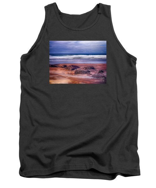 Tank Top featuring the photograph Sand Coast by Juergen Klust
