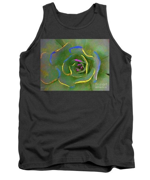 Wild Succulent Tank Top