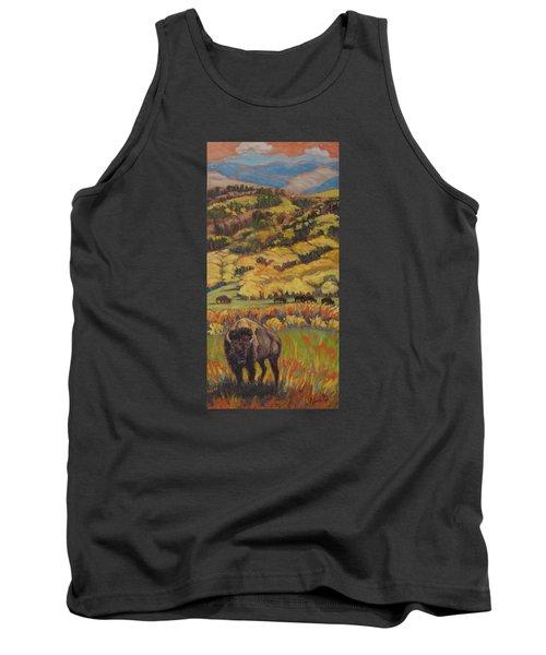 Wild West Splendor Tank Top
