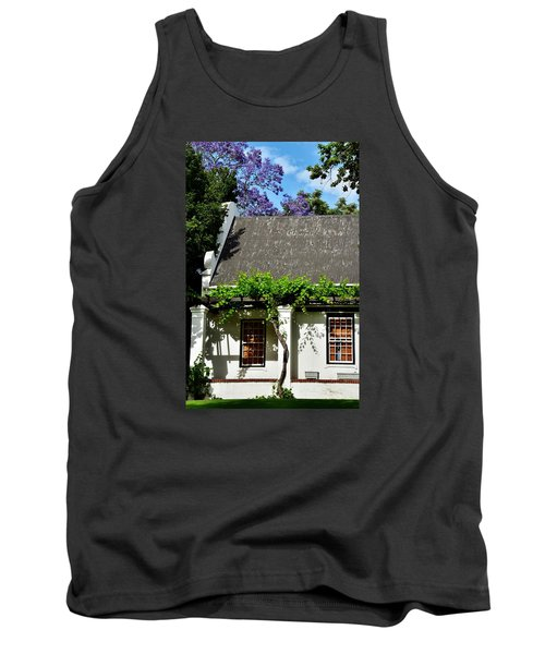 Tank Top featuring the photograph wild Wine by Werner Lehmann