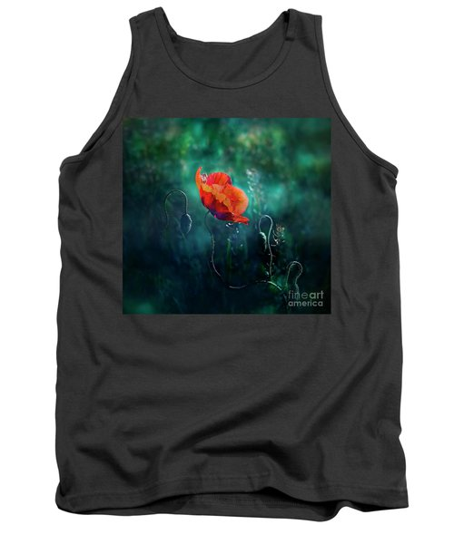 Wildest Dreams Tank Top by Agnieszka Mlicka