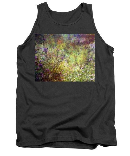 Wildflower Garden Impression 4464 Idp_2 Tank Top