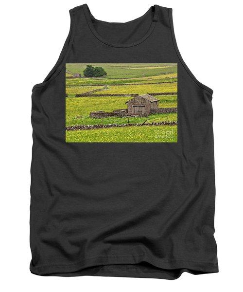 Wildflower Meadows Tank Top