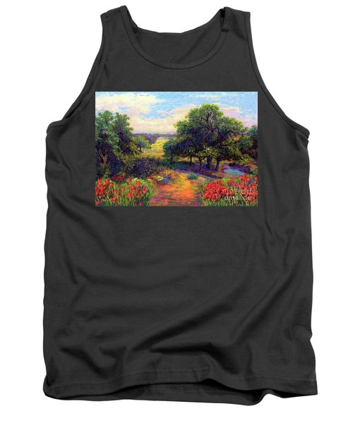 Wildflower Meadows Of Color And Joy Tank Top