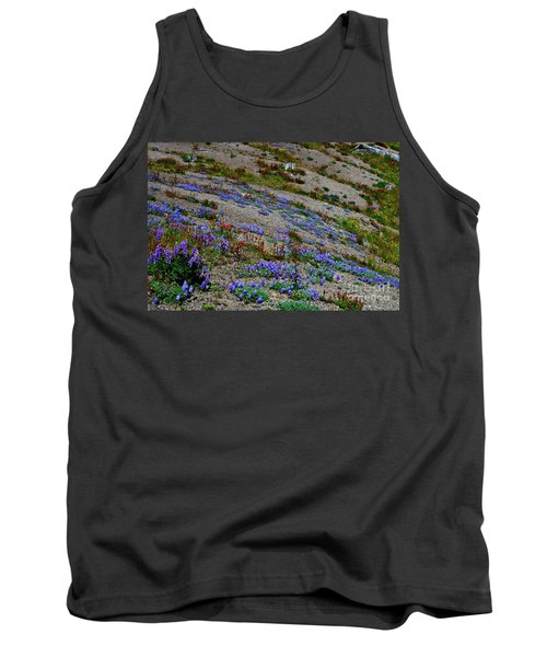 Wildflowers Tank Top by Ansel Price