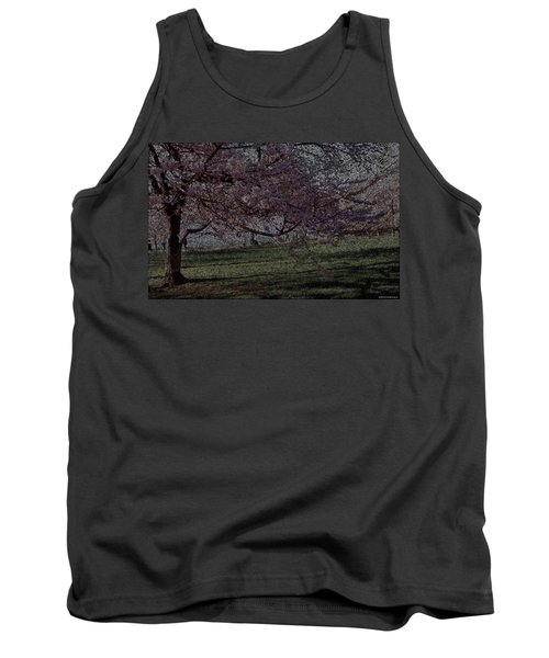 Wildflowers Party Tank Top