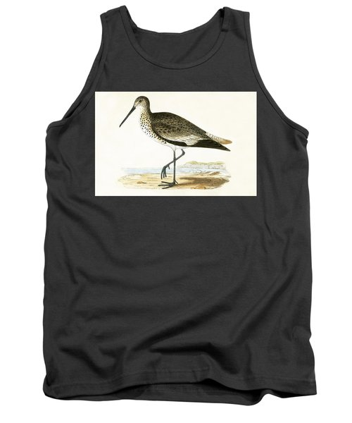 Willet Tank Top by English School