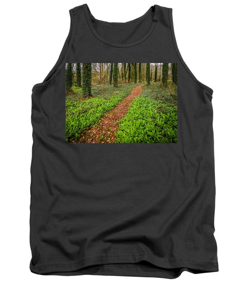 William Butler Yeats Woods Of Coole Park Tank Top