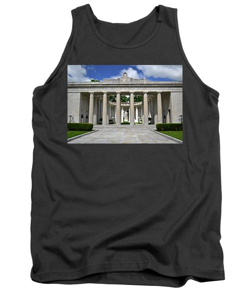 Tank Top featuring the photograph William Mckinley Memorial 003 by George Bostian
