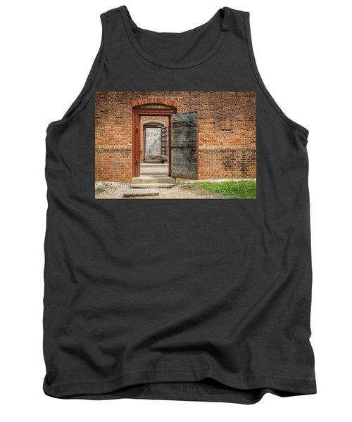 Williamsburg Public Gaol Tank Top