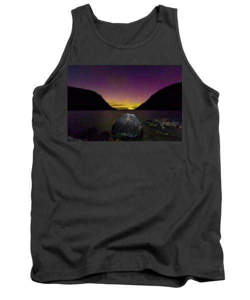 Willoughby Aurora And Boulder Tank Top by Tim Kirchoff