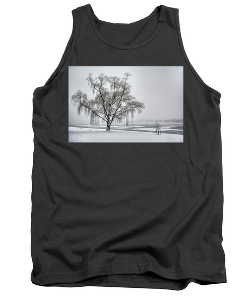 Willow In Blizzard Tank Top