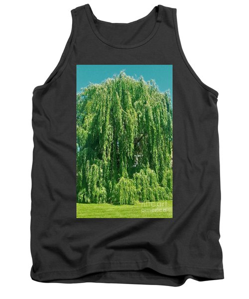 Willow Weep For Me Tank Top