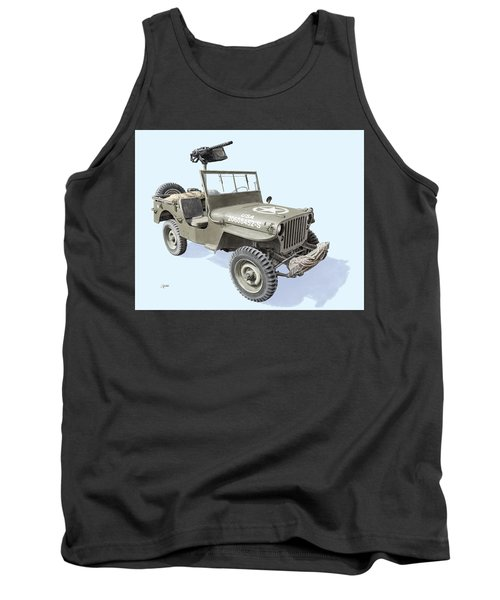 Willy Tank Top