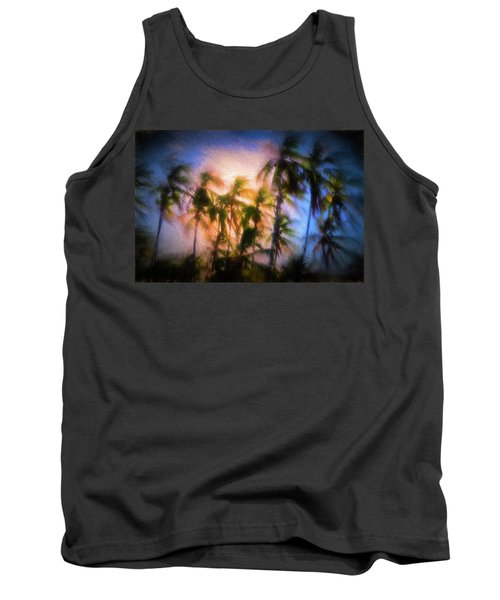 Wind And Palms Tank Top