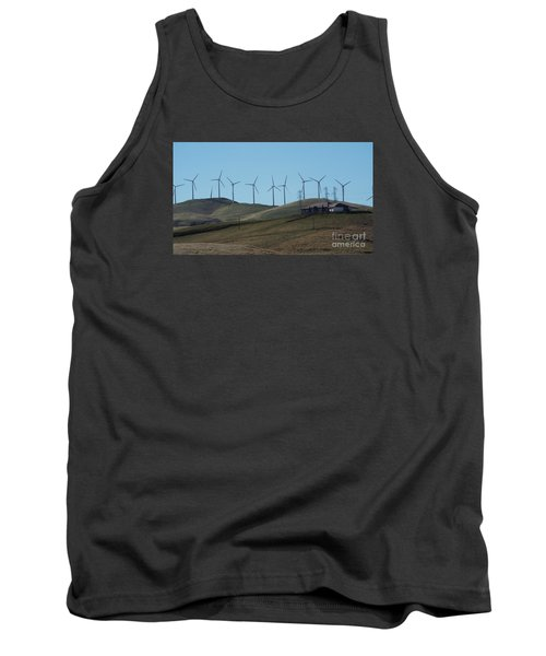 Wind Farm Tank Top