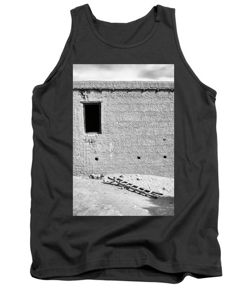Window And Ladder, Shey, 2005 Tank Top