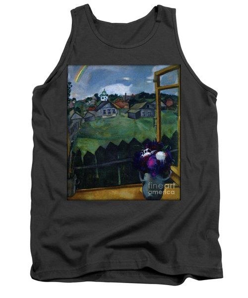 Window At Vitebsk Tank Top