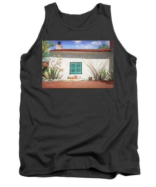 Window In Oracle Tank Top