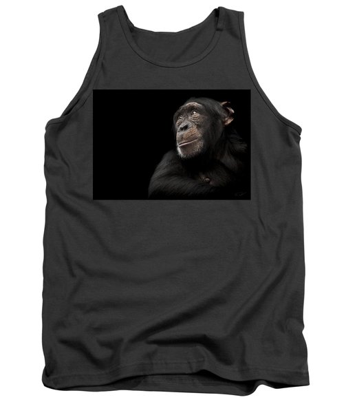 Window To The Soul Tank Top