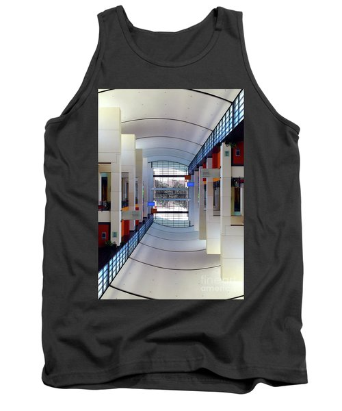 Windows Tank Top by Brian Jones