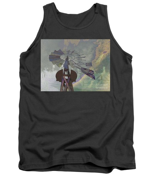 Ghosts From The Past Tank Top