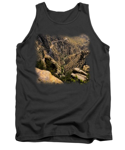 Windy Point No.9 Tank Top by Mark Myhaver