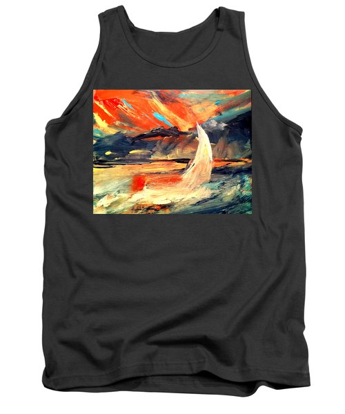 Windy Sail Tank Top
