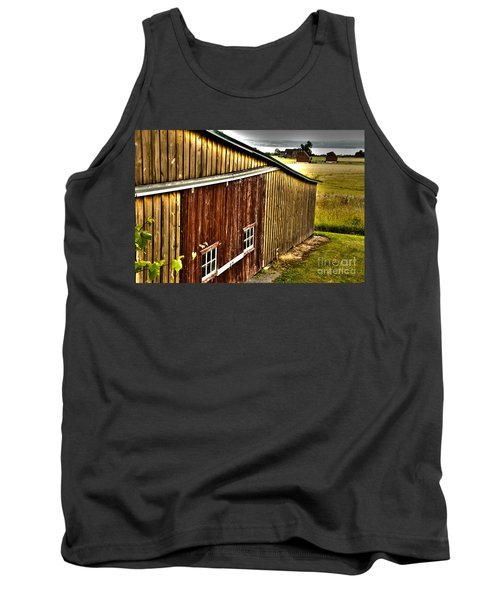 Wine Barn Tank Top