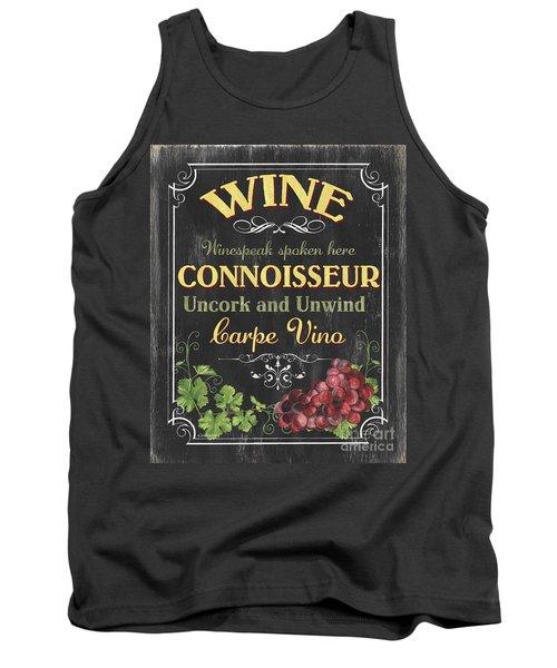Wine Cellar 2 Tank Top