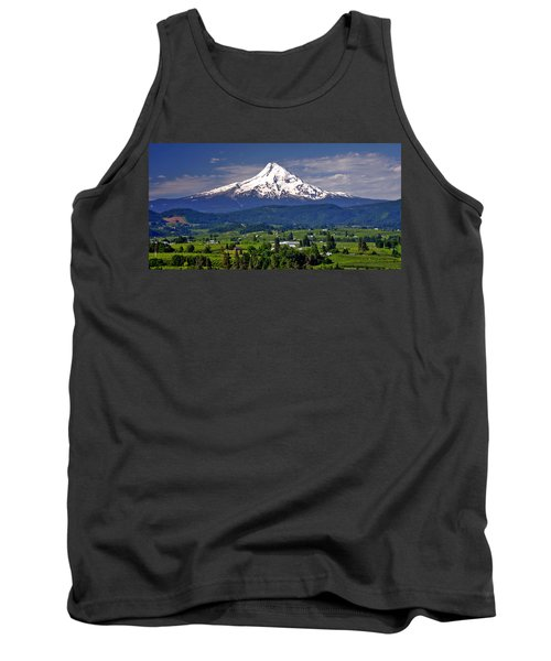 Wine Country Tank Top by Scott Mahon