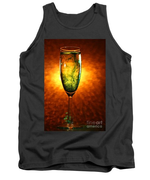 Wine Glass  Tank Top