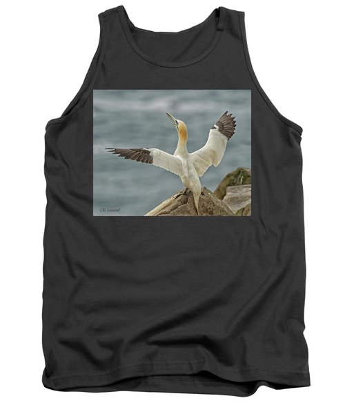 Wing Flap Tank Top by CR Courson