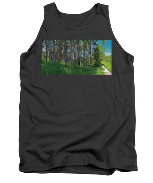 Wingate Prairie Veteran Acres Park Pines Crystal Lake Il Tank Top