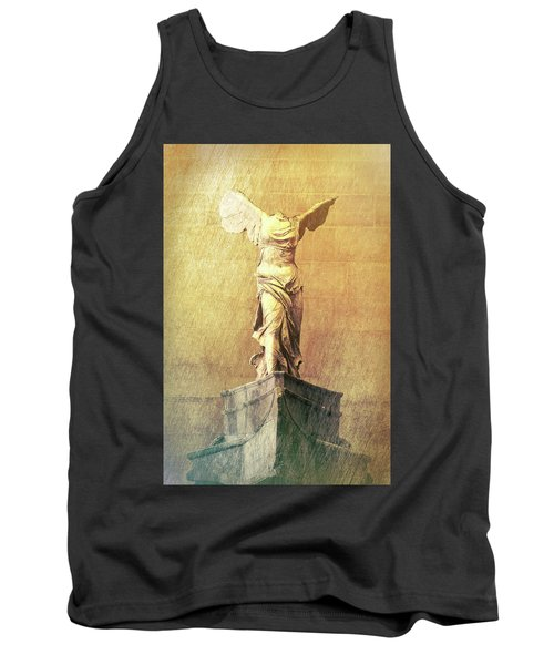 Winged Victory Of Samothrace - #3 Tank Top