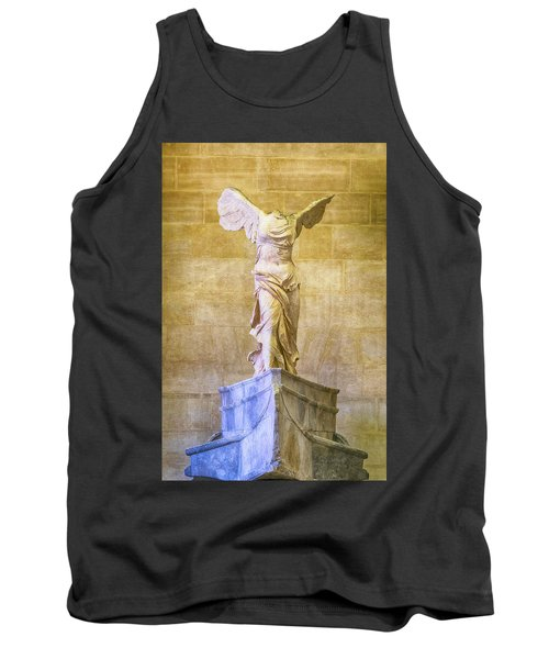 Winged Victory Of Samothrace - #4 Tank Top
