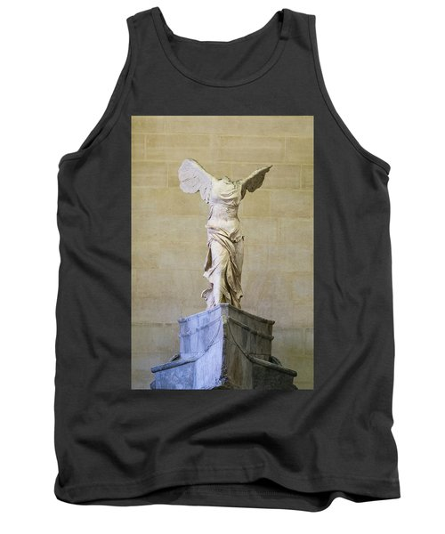 Winged Victory Of Samothrace Tank Top