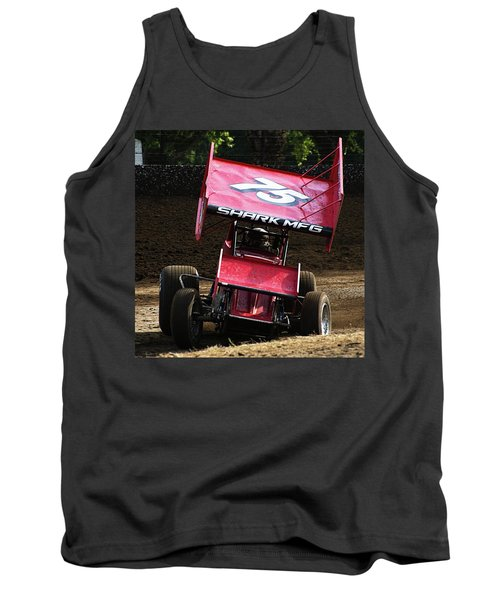 Wingin' It Into The Turn Tank Top