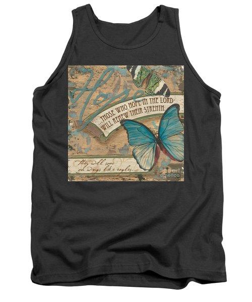 Wings Of Hope Tank Top