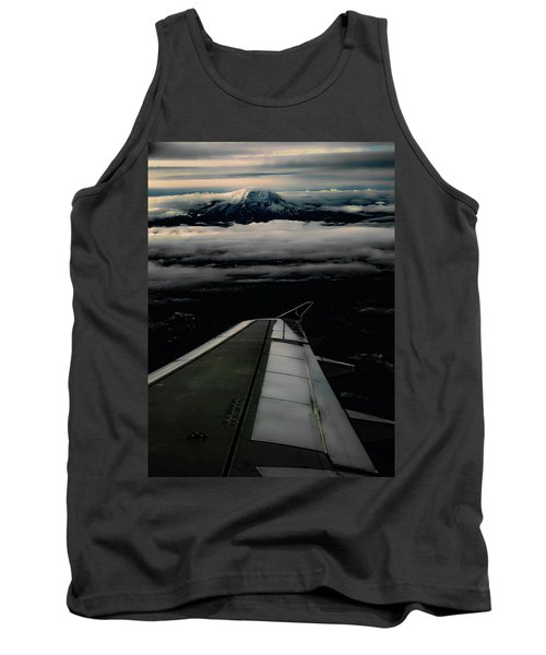 Wings Over Rainier Tank Top
