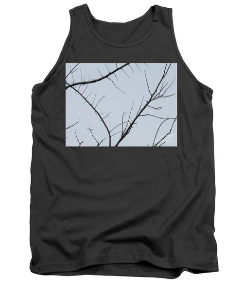 Winter Branches Tank Top by Craig Walters