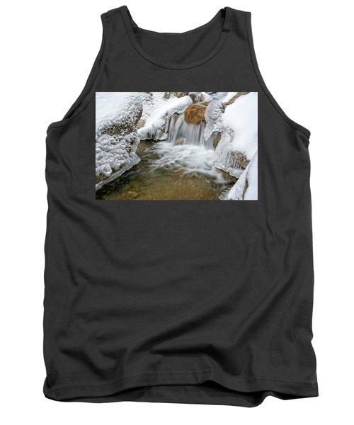 Winter Cascade Nh Tank Top