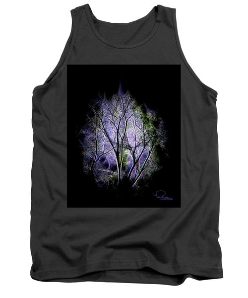 Winter Dream Tank Top by Ludwig Keck
