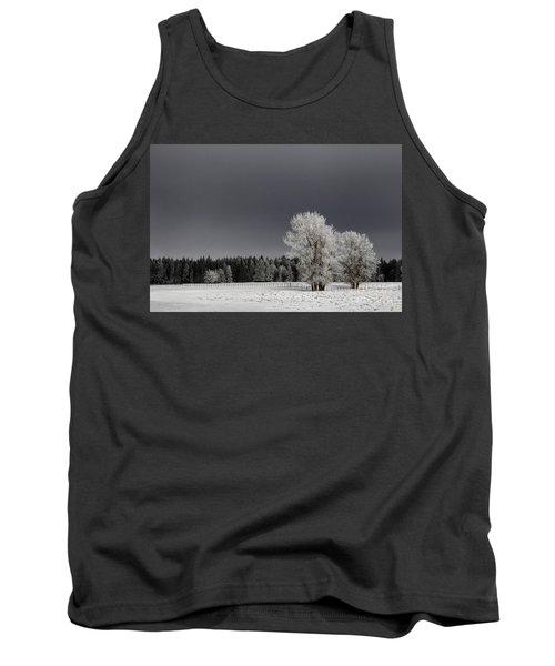 Winter Dreamscape Tank Top