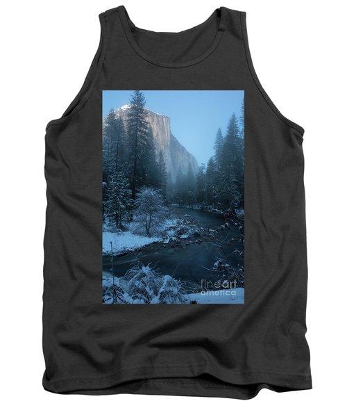 Winter El Cap  Tank Top