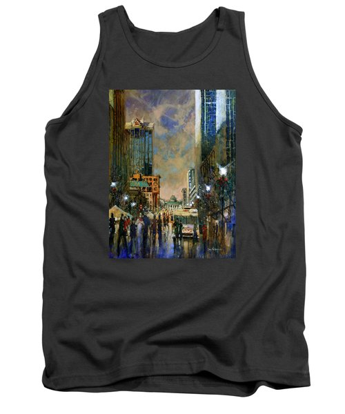 Winter Festival Evening Tank Top