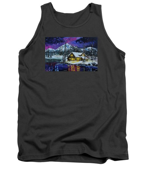 Winter Getaway Tank Top