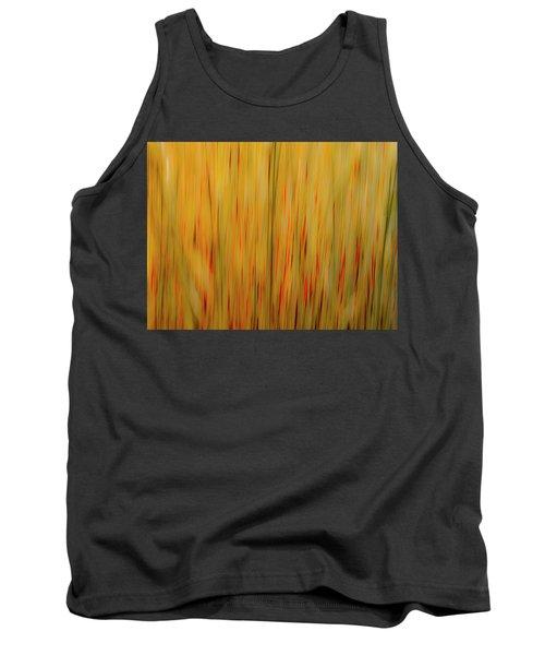 Winter Grasses #1 Tank Top