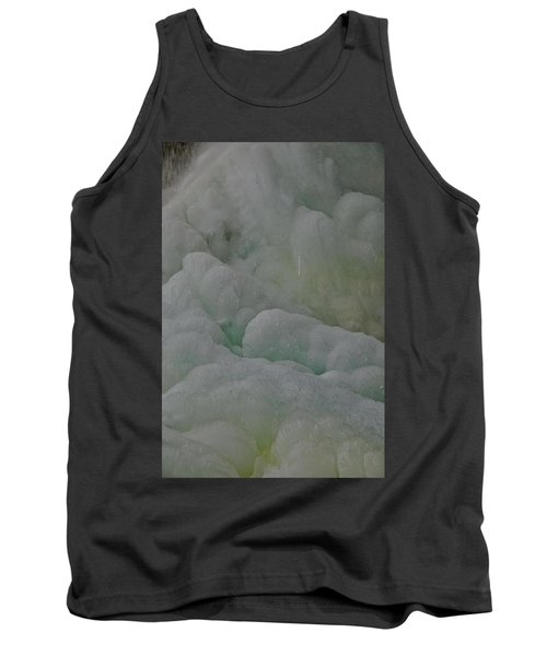 Winter Green Tank Top