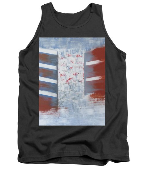 Winter In Chernogolovka Tank Top